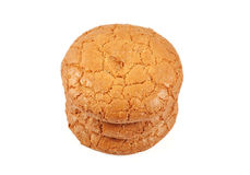 Biscuits d'arbre Photos libres de droits