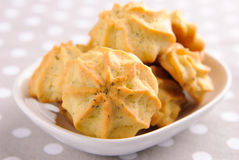 Biscuits d'avocat Images stock
