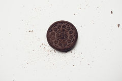 Biscuits d'Oreo photo stock