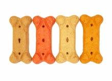 Biscuits d'os de crabot Image libre de droits