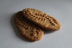 Biscuits de Belvita Image libre de droits