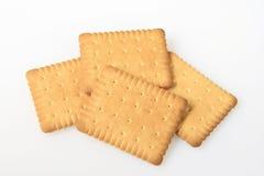 Biscuits de beurre image stock