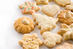 biscuits de beurre Images stock