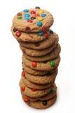 Biscuits de bonbons au chocolat photos stock