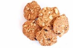 Biscuits de céréale Photo libre de droits