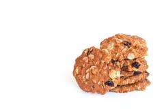 Biscuits de céréale i images libres de droits