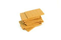 Biscuits de casse-croûte Images stock