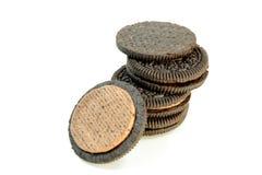 Biscuits de casse-croûte Photographie stock