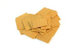 Biscuits de casse-croûte Photos stock