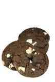 Biscuits de chocolat Image stock