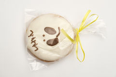 Biscuits de fête Image libre de droits
