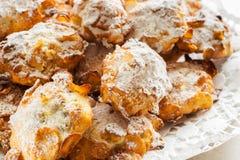 Biscuits de flocons d'avoine Image stock