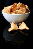 Biscuits de fortune Image stock