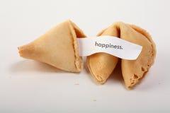 Biscuits de fortune Images libres de droits
