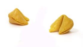 Biscuits de fortune 6 Images libres de droits