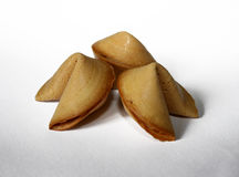 Biscuits de fortune chinois Image stock