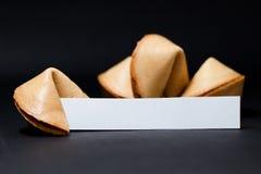 Biscuits de fortune chinois Photo libre de droits
