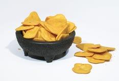 Biscuits de fromage Image libre de droits