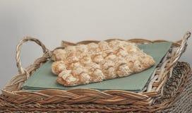 Biscuits de Ladyfinger photos libres de droits