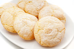 Biscuits de maïs photo stock