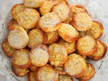 Biscuits de mariage I Photos stock