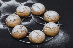 Biscuits de miel Image libre de droits