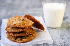 Biscuits de Muesli photo libre de droits