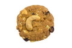 Biscuits de noix de cajou Photo libre de droits