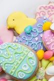 Biscuits de Pâques Images stock