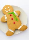 Biscuits de pain d'épice Images stock