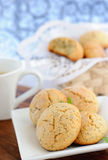 Biscuits de pavot image libre de droits
