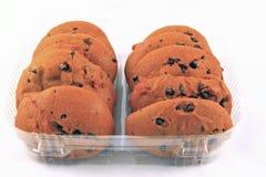Biscuits de potiron images libres de droits