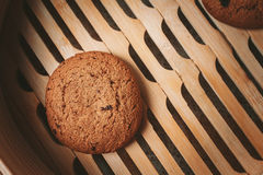 Biscuits de puce Photos libres de droits
