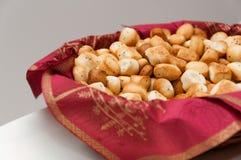 Biscuits de réveillon de Noël photos stock