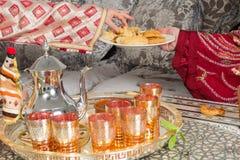 Biscuits de Ramadan Photographie stock libre de droits
