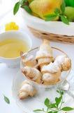 Biscuits de roulis photos libres de droits