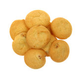 Biscuits de sablé de noix de pécan Photo stock