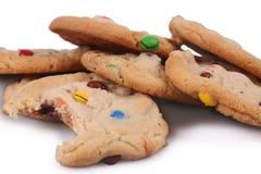 Biscuits de sucrerie Photos libres de droits