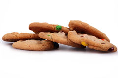 Biscuits de sucrerie Photo stock