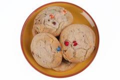 Biscuits de sucrerie photographie stock