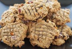Biscuits de vacances Image libre de droits