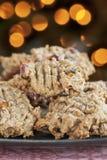 Biscuits de vacances Photos libres de droits