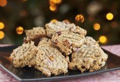 Biscuits de vacances Photographie stock