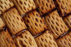 Biscuits doux Photo stock