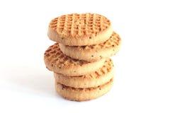 Biscuits doux 4 Photographie stock libre de droits