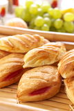 Biscuits doux délicieux Images stock
