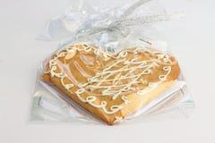 Biscuits doux de fête Image stock