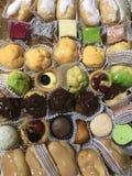Biscuits doux pour la célébration image stock