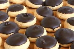 Biscuits en chocolat Photo libre de droits