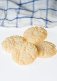 Biscuits faits maison Photos stock